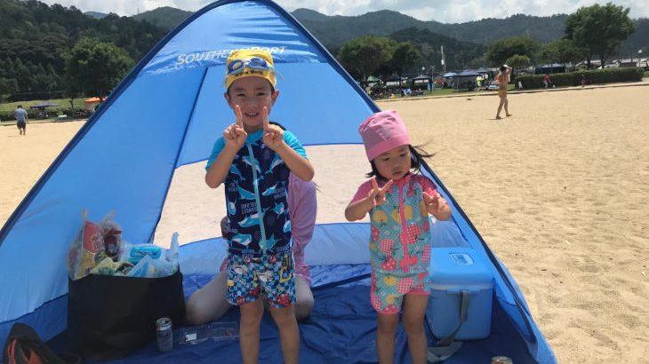 長井浜海水浴場 小浜
